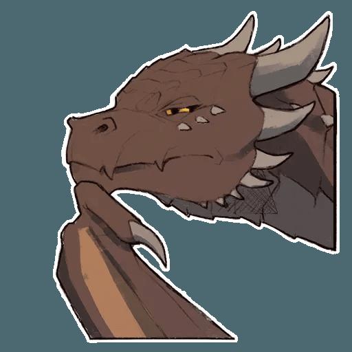 Dragons 2.0 - Sticker 6