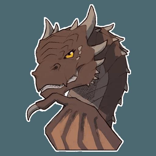 Dragons 2.0 - Sticker 7