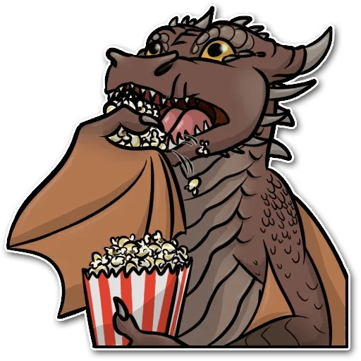 Dragons 2.0 - Sticker 4