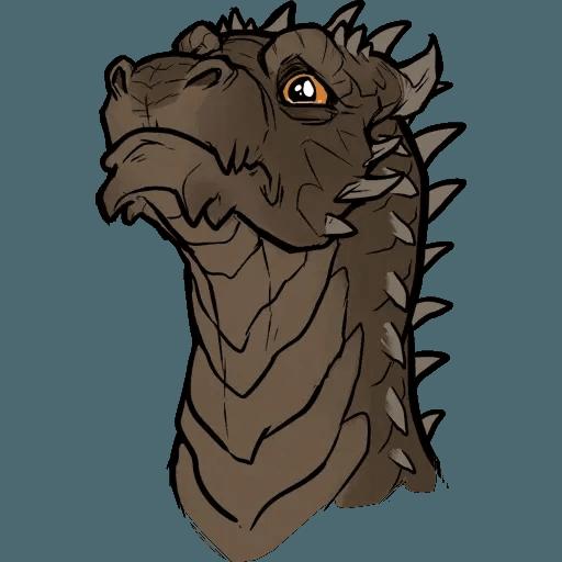 Dragons 2.0 - Sticker 10