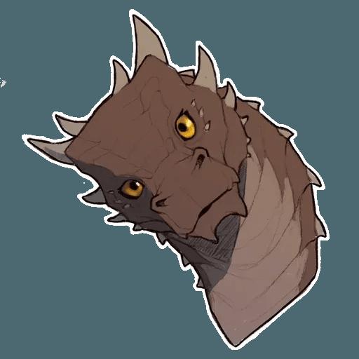 Dragons 2.0 - Sticker 8
