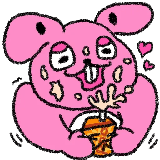 RabbitPool - Sticker 12