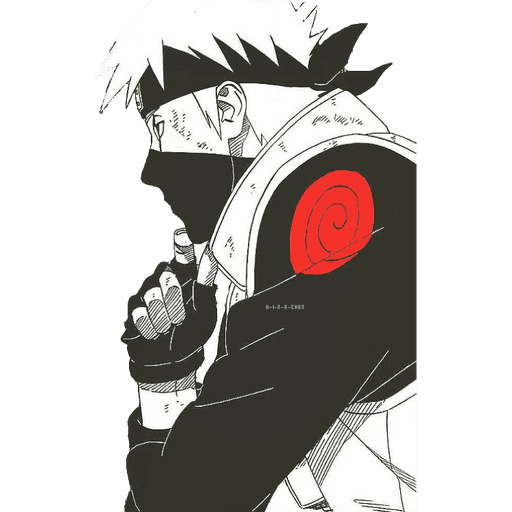 Kakashi - Sticker 1