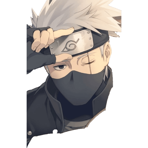 Kakashi - Sticker 4
