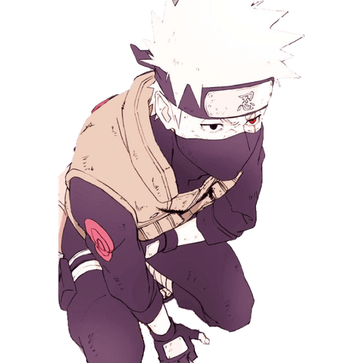Kakashi - Sticker 3
