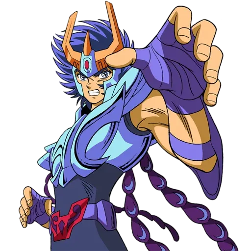 Saintseiya - Sticker 4