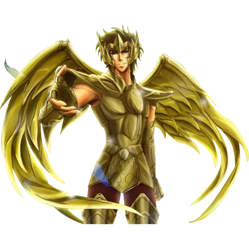 Saintseiya - Sticker 9