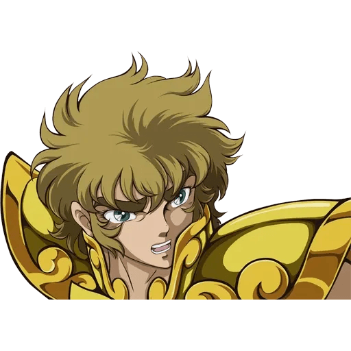 Saintseiya - Sticker 5
