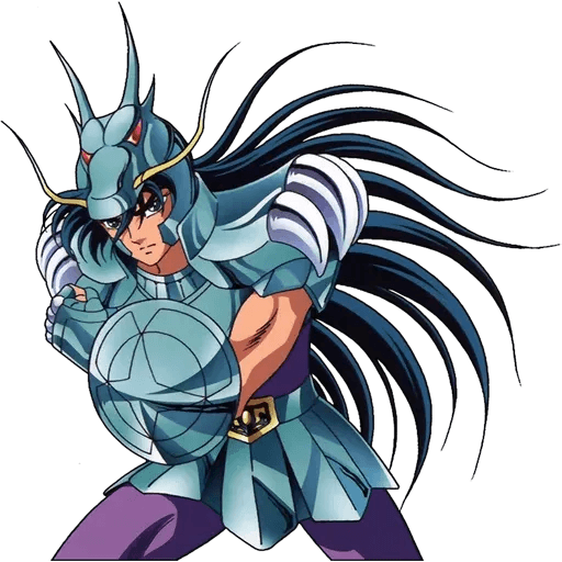 Saintseiya - Sticker 7