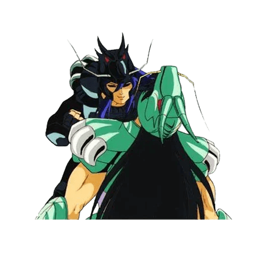 Saintseiya - Sticker 24