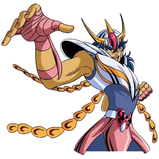 Saintseiya - Sticker 21