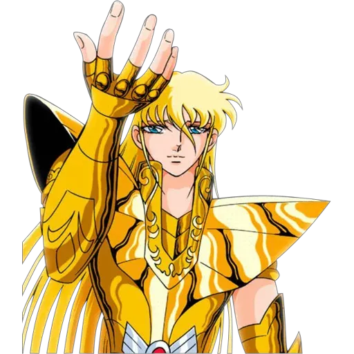 Saintseiya - Sticker 8