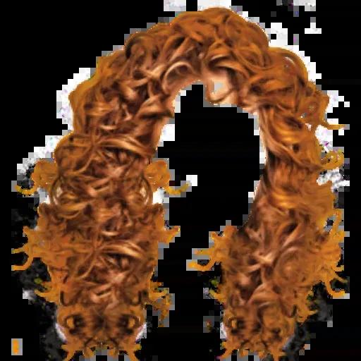 Hair Masks - Sticker 18