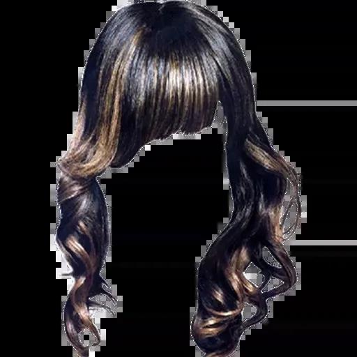 Hair Masks - Sticker 20