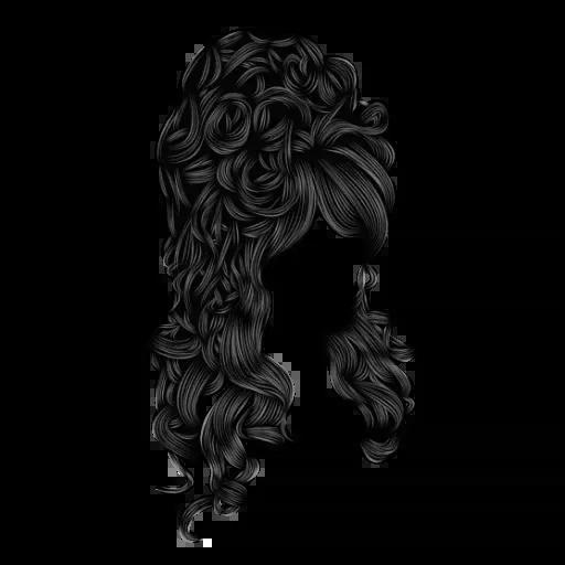 Hair Masks - Sticker 2