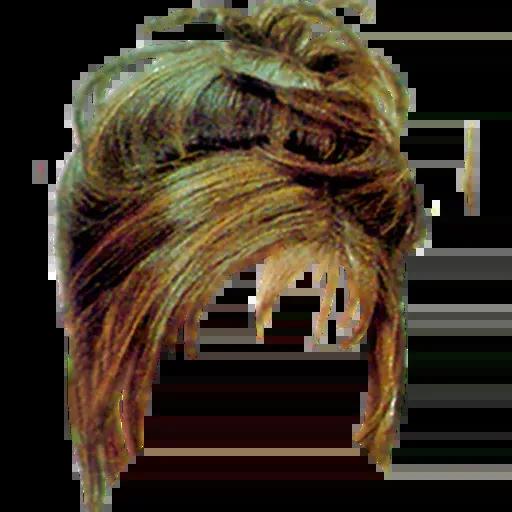 Hair Masks - Sticker 21