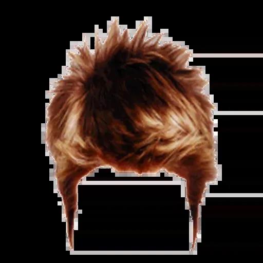 Hair Masks - Sticker 26