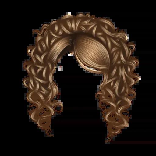 Hair Masks - Sticker 4