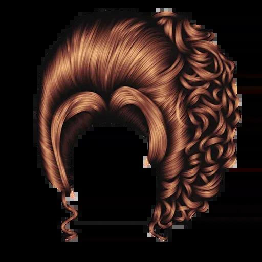 Hair Masks - Sticker 16