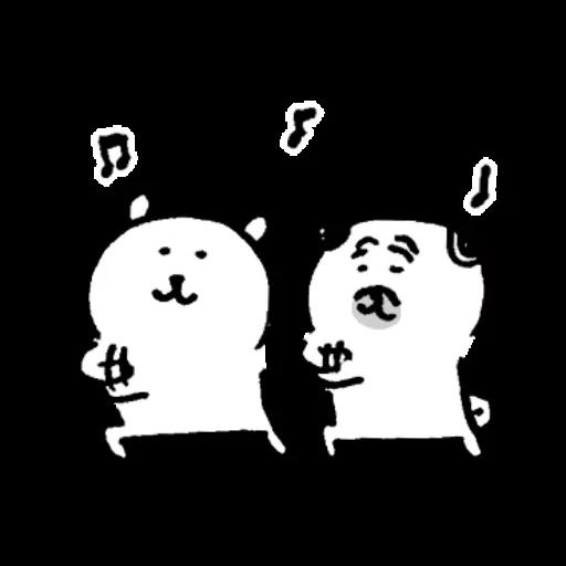 八哥 - Sticker 17