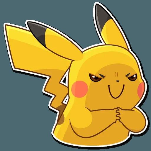 Pikachu Detective - Sticker 14