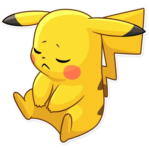 Pikachu Detective - Sticker 13