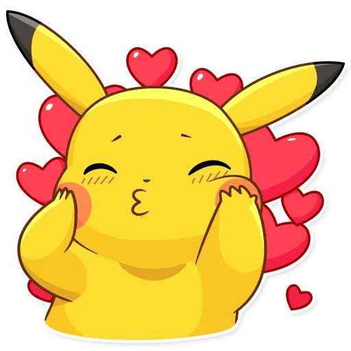 Pikachu Detective - Sticker 5