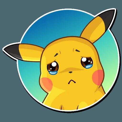 Pikachu Detective - Sticker 19