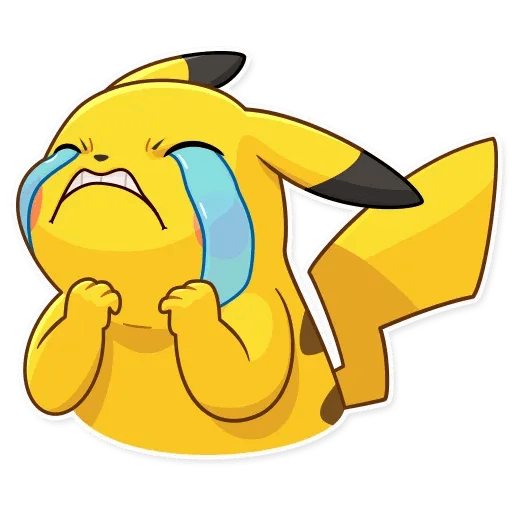 Pikachu Detective - Sticker 22