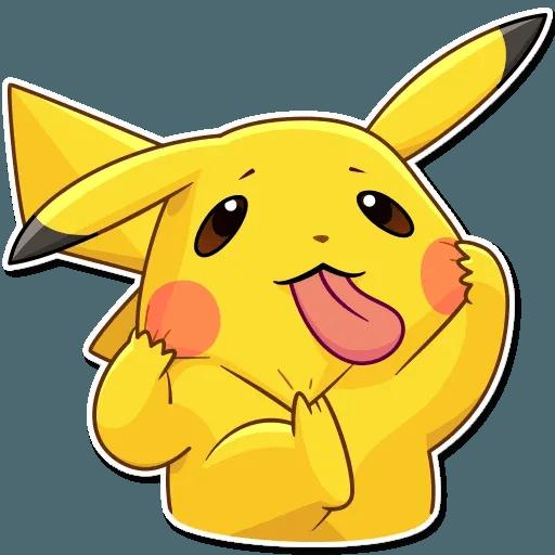 Pikachu Detective - Sticker 3