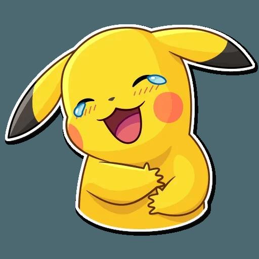 Pikachu Detective - Sticker 1