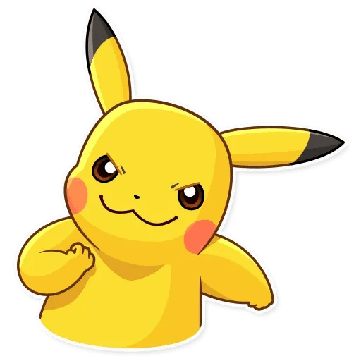 Pikachu Detective - Sticker 6