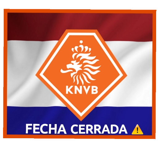 HOLANDA - Sticker 8