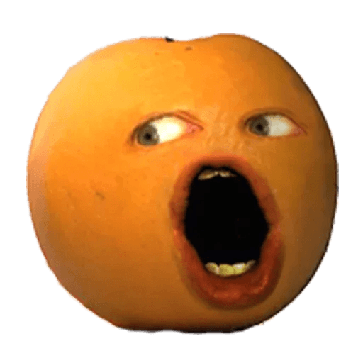 Annoying Orange - Sticker 5