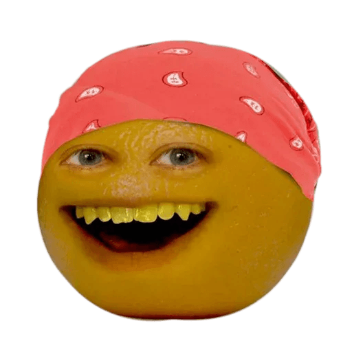 Annoying Orange - Sticker 13
