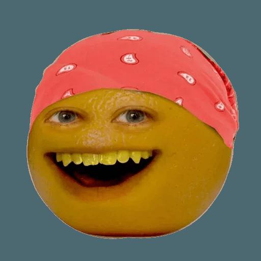 Annoying Orange - Sticker 13