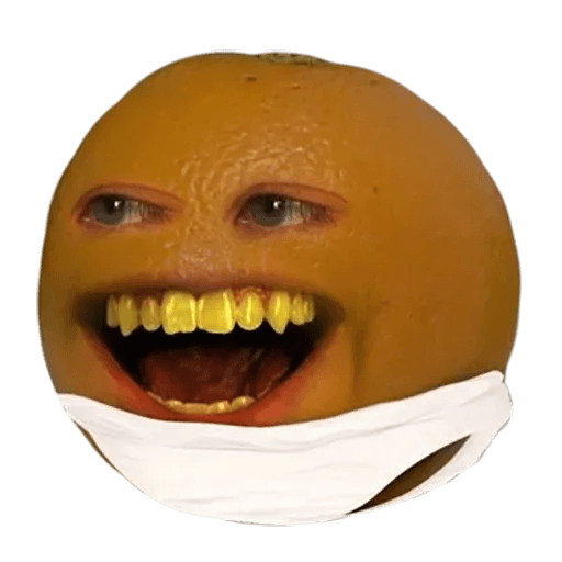 Annoying Orange - Sticker 4