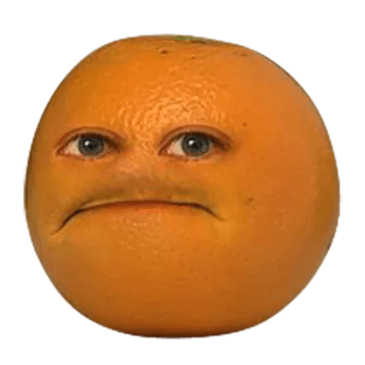Annoying Orange - Sticker 7