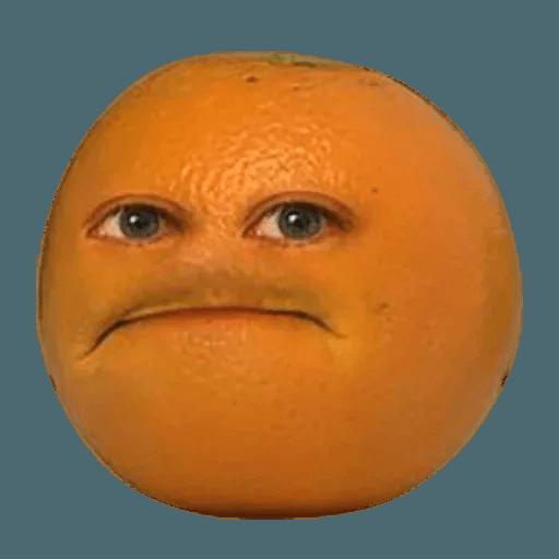 Annoying Orange - Sticker 7