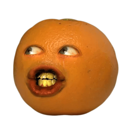 Annoying Orange - Sticker 12