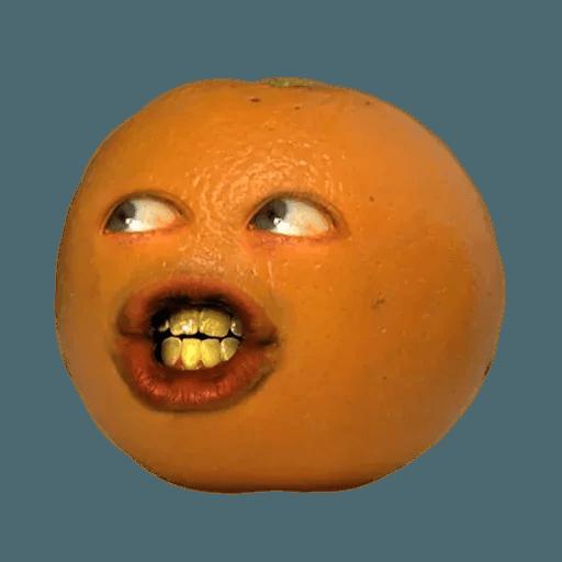Annoying Orange - Sticker 12