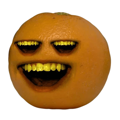 Annoying Orange - Sticker 2
