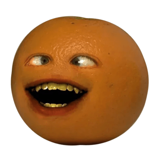 Annoying Orange - Sticker 8