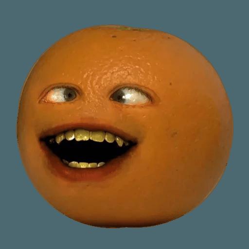 Annoying Orange - Sticker 8