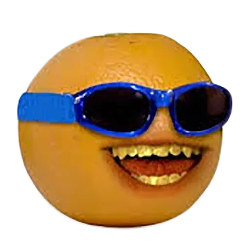 Annoying Orange - Sticker 6