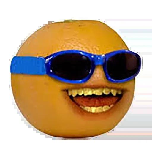 Annoying Orange - Sticker 6