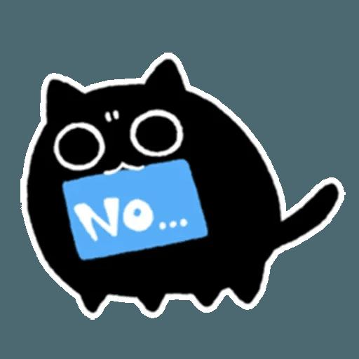 Kedama cat - Sticker 18