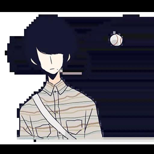 寂寞男孩 - Sticker 18