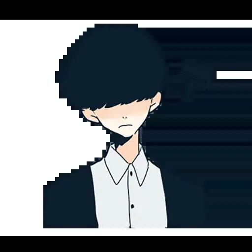 寂寞男孩 - Sticker 5
