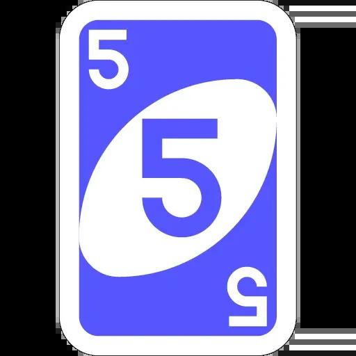 Uno2 - Tray Sticker